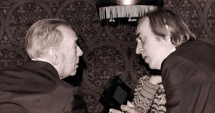 Borges todo el a o esteban peicovich borges el for Borges el jardin