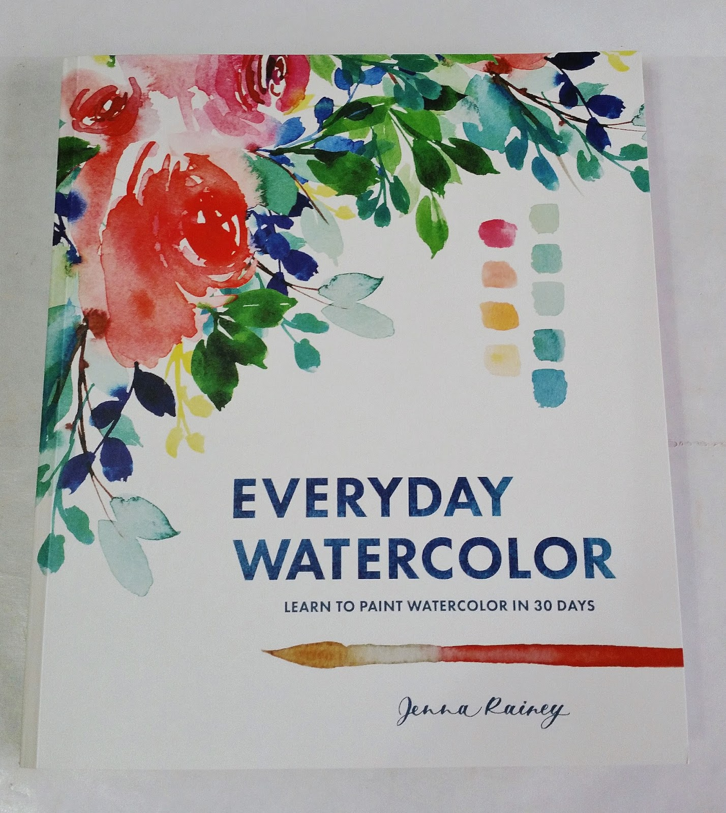 Diy mom everyday watercolor by jenna rainey is packed with tons of so when i had the opportunity to read and review everyday watercolor by jenna rainey i grabbed it im so glad because i was incredibly impressed with this m4hsunfo