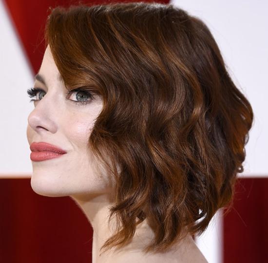 penteado lateral cabelo curto