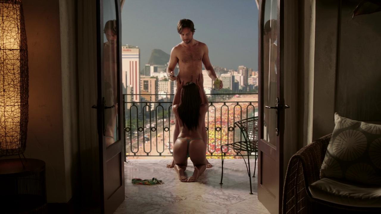 Shameless nude scene