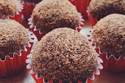 Brigadeiro de Chocolate Low Carb - #Fitness