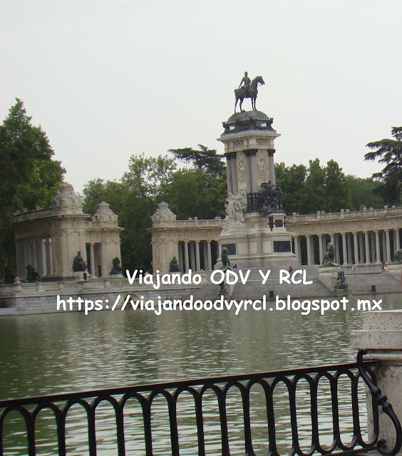 Que hacer, a donde ir, que visitar en Madrid. Parque del retiro.
