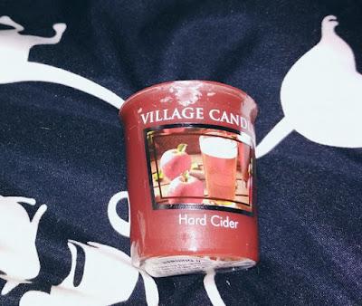 Zapachowa środa - Village Candle Hard cider