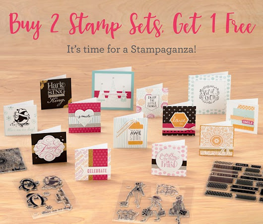 It's a Stampaganza time!