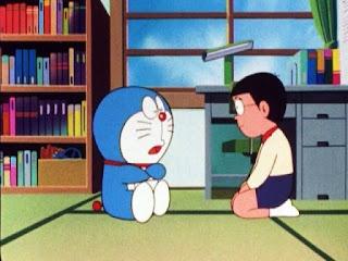 Gambar Nobita dan Doraemon terbaru