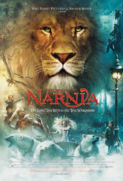 Poster Of The Chronicles Of Narnia 2005 720p Hindi BRRip Dual Audio Full Movie