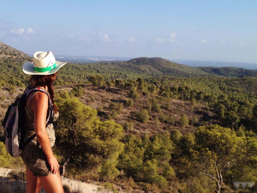 Vistas panorámicas Sierra calderona