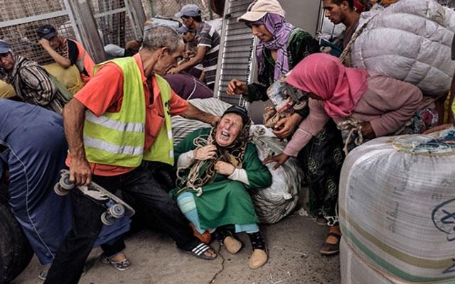حادث-تدافع-المغرب