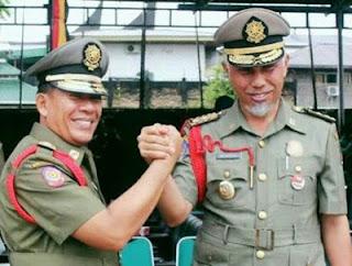 Padang, Polisi Pamong Praja Punya Khusus Beri Pelaku Efek Jerah