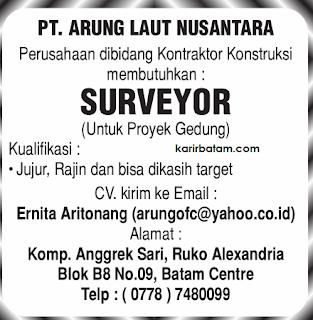 PT. Arung Laut Nusantara