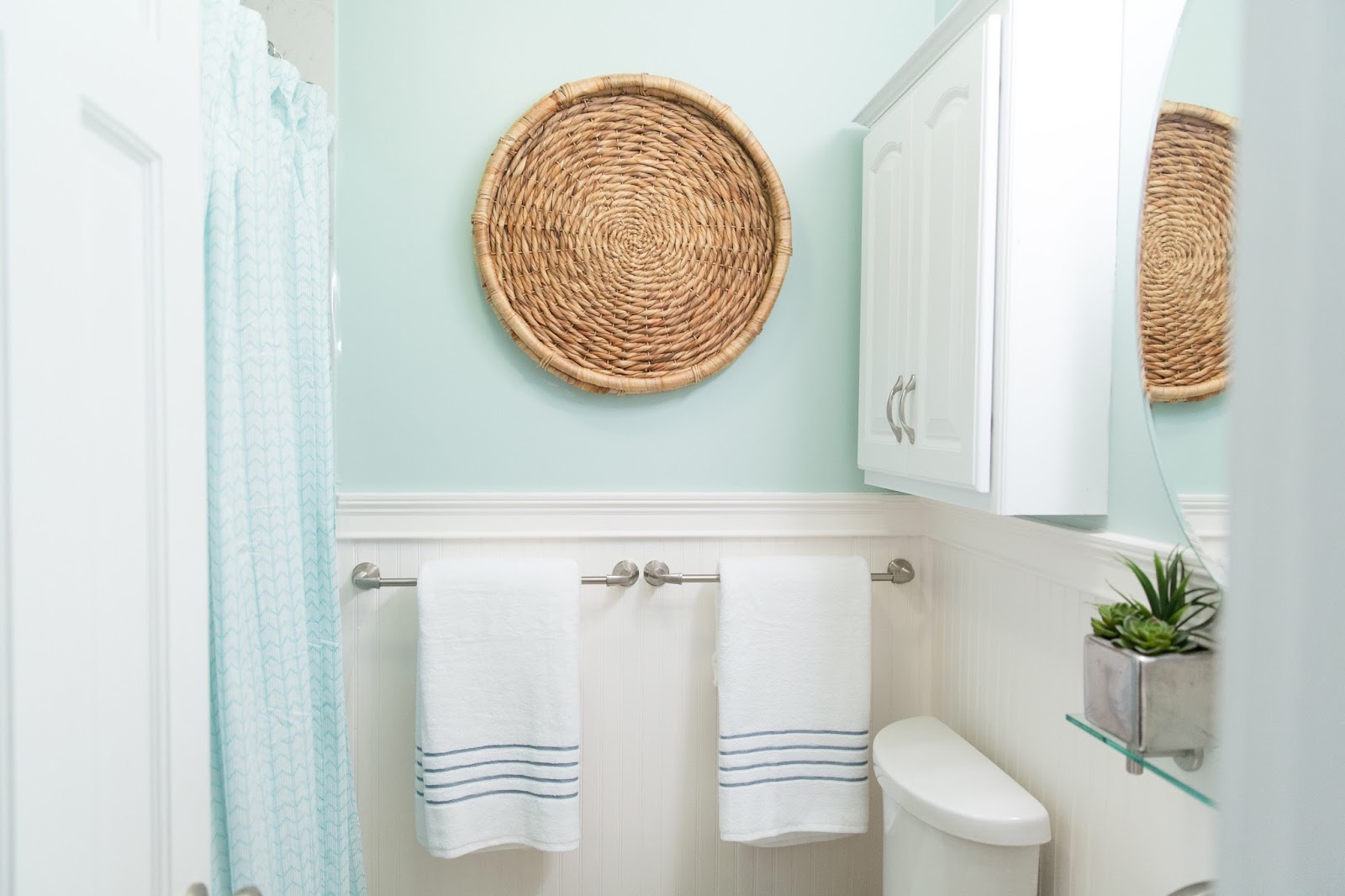 Children's Bathroom Reveal with Devine Color by Valspar at Target