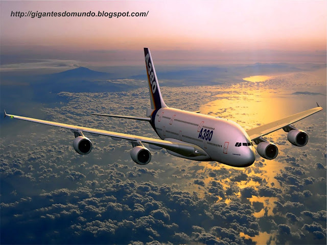 maior avião de passageiros do mundo