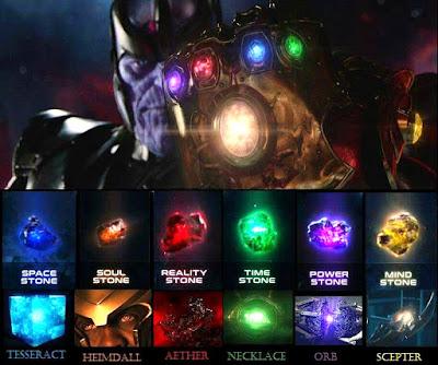 Sekilas tentang infinity stones dan keberadaannya di - Gambar thanos ...