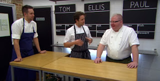 Great British Menu 2017 NW Dessert ep.14