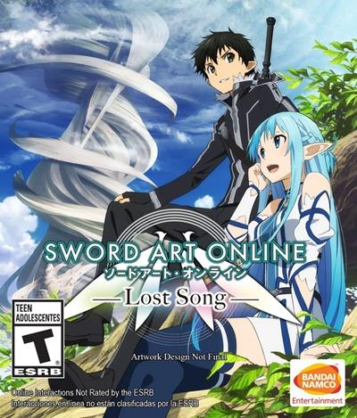 โหลดเกมส์ Sword Art Online: Lost Song