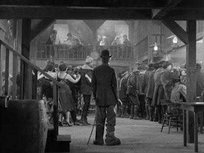"""Кадр из фильма """"Золотая лихорадка"""" (1925)"""