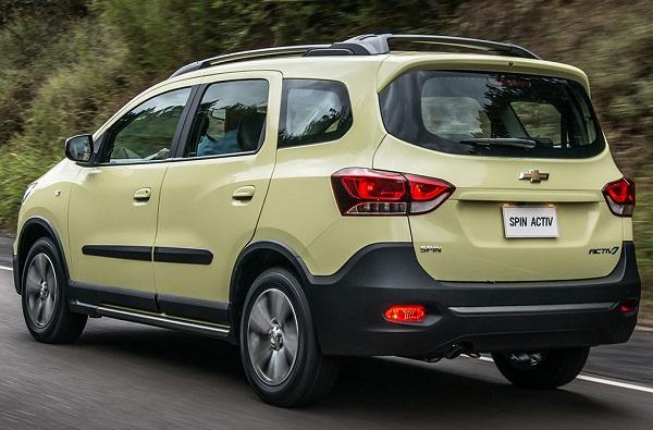 Chevrolet Spin (2019)