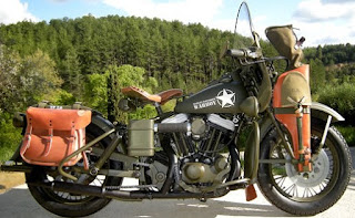 sportster warboy wl 750 style