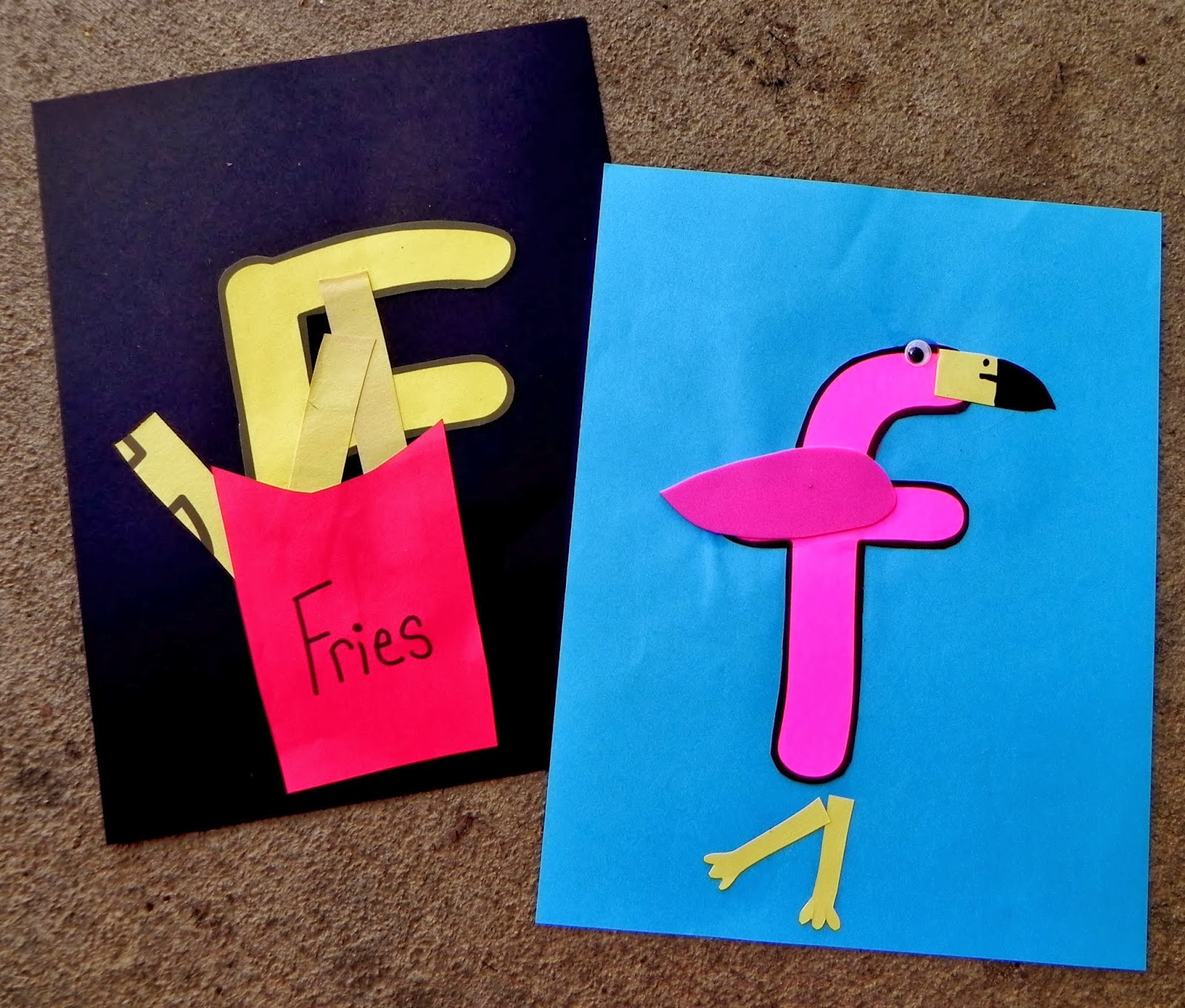 The Fantastic Five Animal Abcs Letter F