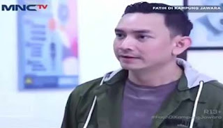 Adam di Sinetron Fatih di Kampung Jawara