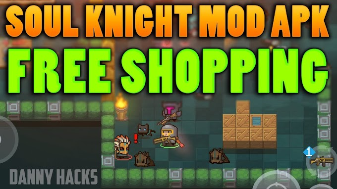 (⚡No Root⚡) SOUL KNIGHT - MOD APK 2.0.5 | Unlock All Characters ,Free Shopping, Infinite Diamonds