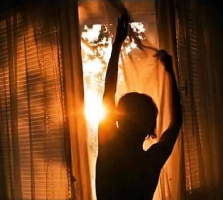 la luz del sol y la dieta