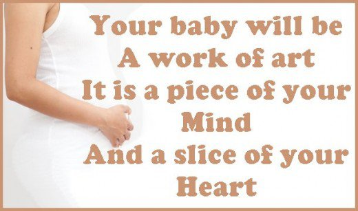 Best Pregnancy Wishes, Quotes and Messages ~ Kitap Yazarları