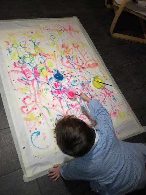 La fabbrica dei colori i laboratori di Hervè Tullet
