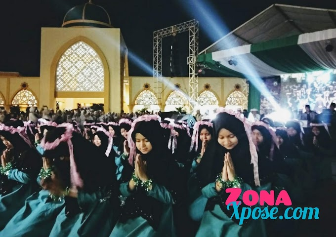 Zikir Zaman Aceh Buka Majlis Badruttaman