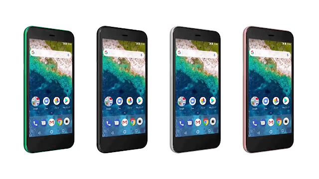 Sharp S3 Android One yang Tahan Air