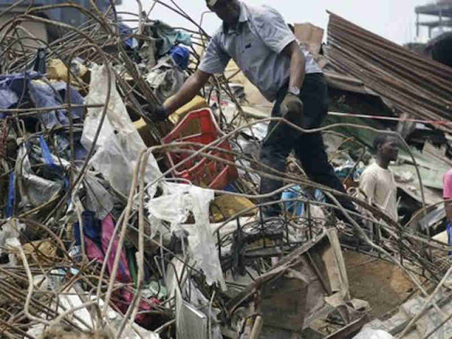 Nigeria Building Collapse Kills 20, Mostly Children