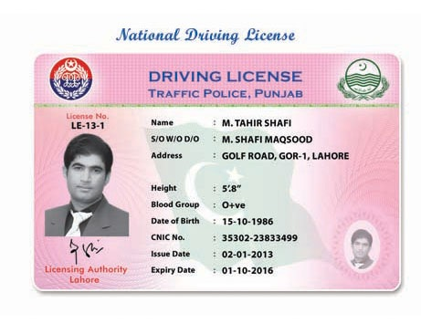 I will edit or make any type of scanned images driver for Documents required for driving license