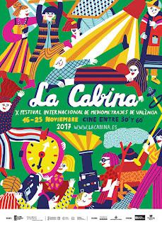 La Cabina - Festival Internacional de Mediometrajes de València inaugura su décima edición en el Palau de la Música