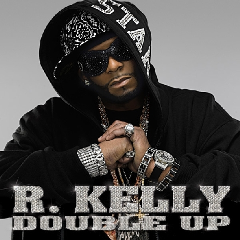 Album Covers Rkelly  Double Up