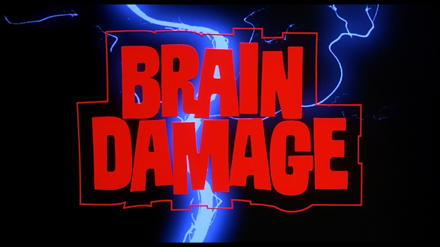 brain damage title card