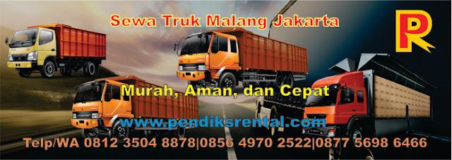 Sewa Truk Malang Jakarta PP
