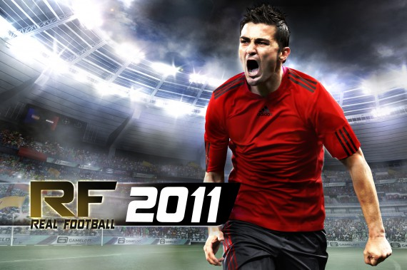 BEST JAVA GAMES: Real football 2011