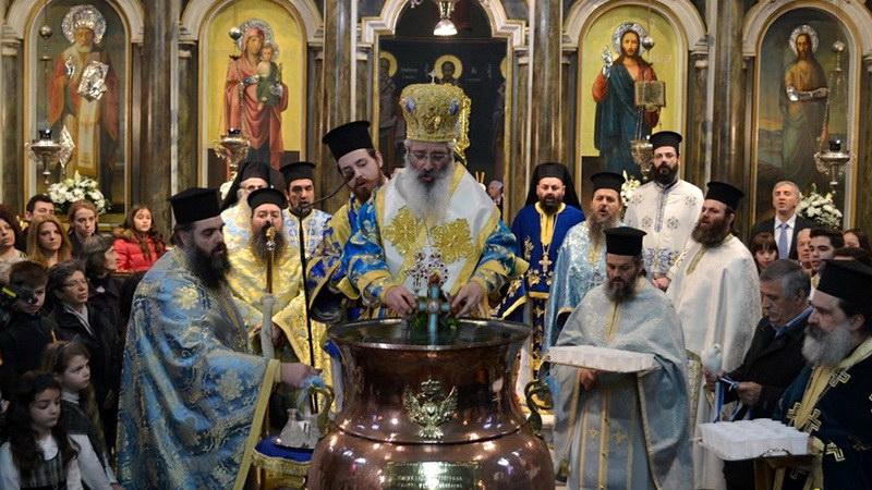 Αλεξανδρούπολη: Το πρόγραμμα εορτασμού των Θεοφανείων