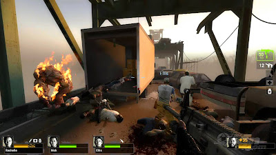 Hasil gambar untuk Left 4 dead gameplay