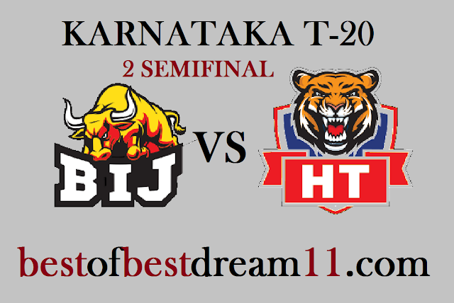 bij vs ht dream11