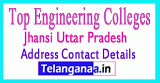 Top Engineering Colleges in Jhansi Uttar Pradesh
