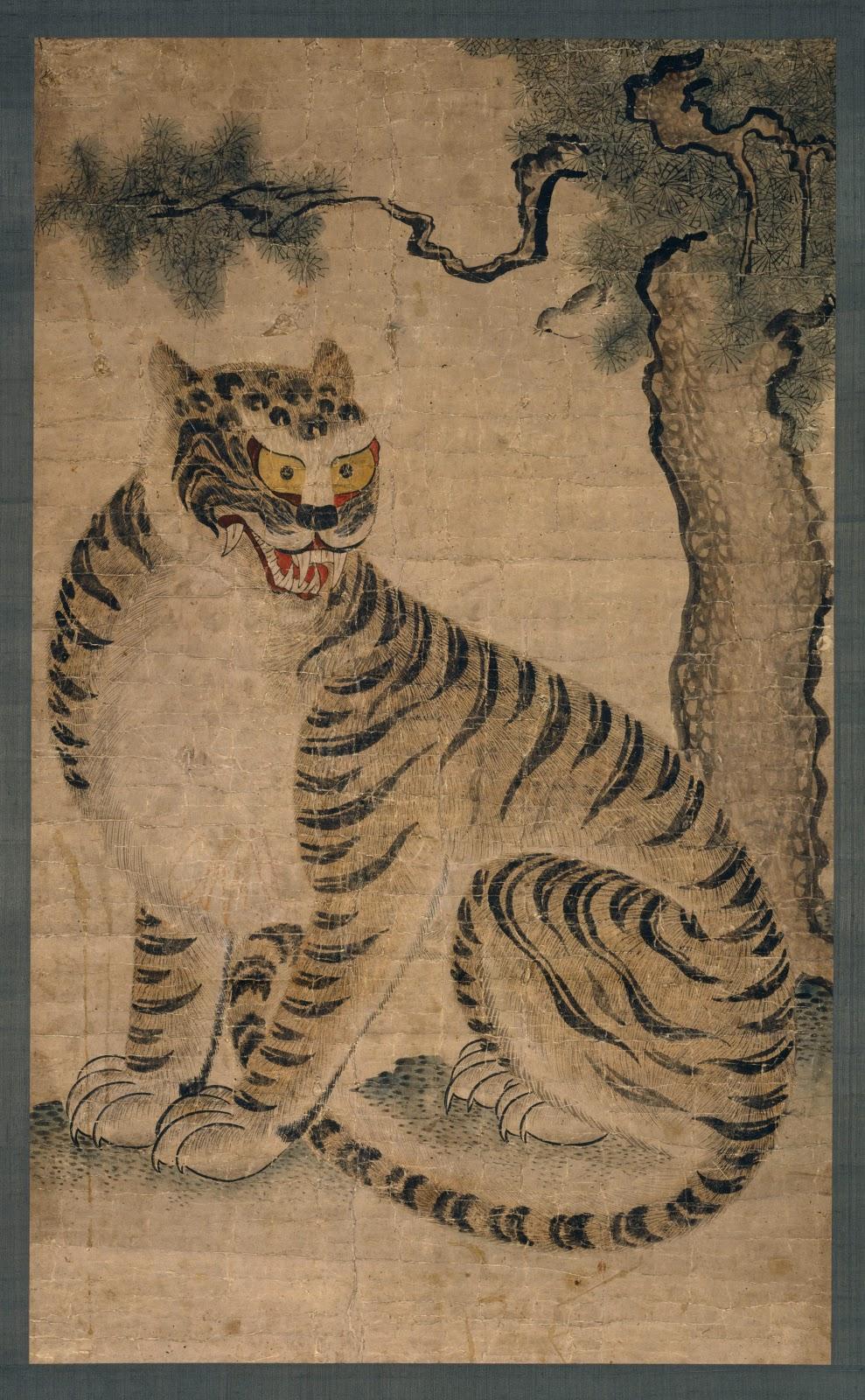 Tigres de papier demysteafication - Papeterie japonaise paris ...