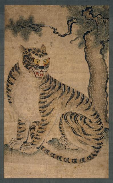 tigre et moineau musée national des arts asiatiques guimet