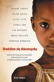 recenzja książki Urodziłam się dziewczynką worldbysabina