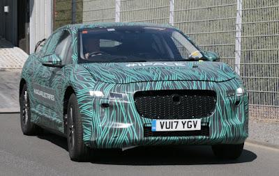 Nouveau Jaguar I-Pace 2019 - Caractéristiques, Prix, Date de sortie