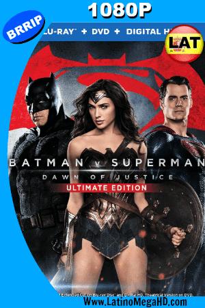 Batman vs Superman: El Origen de la Justicia (Ultimate Edition) (2016) Latino HD 1080P ()