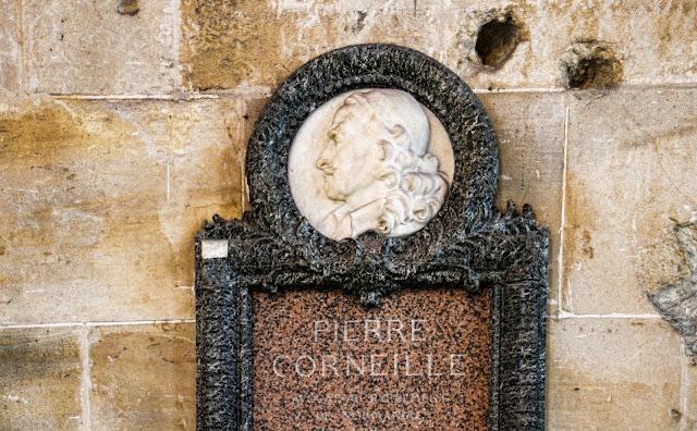 Pierre Corneille a plaidé dans ce tribunal