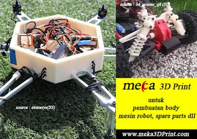 Jasa Cetak 3D Printing