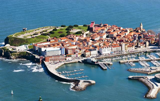 Turismo en Gijón, norte de España