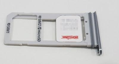Як на Samsung Galaxy S7 Edge можна одночасно використовувати дві SIM-карти і карту microSD